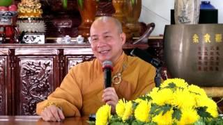 Những quan niệm sai lầm khi niệm Phật [Rất hay]    Thích Trí Huệ 2017
