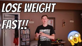 How To Lose Weight Fast For A 12 Year Old Boy At Home
