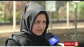 Iran Germeh village, Sturgeon fish farming پرورش ماهي خاويار روستاي گرمه ايران