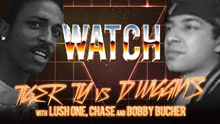 WATCH: TIGER TY vs D WIGGINS with LUSH ONE, CHASE MOORE and BOBBY BUCHER