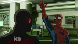Ultimate Spider Man funny scene In Hindi Ep. 2 Full comedy Clip Download Link In Description
