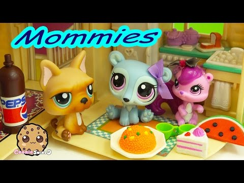LPS Mommies Series Littlest Pet Shop - Here Comes Beverly - Part 66 Cookieswirlc Video