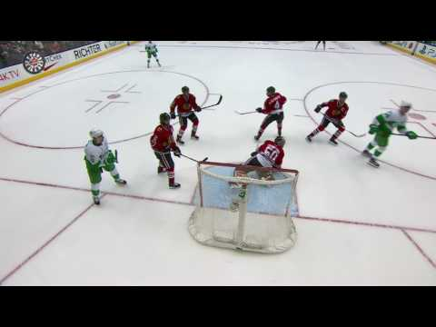 Gotta See It Crawford robs Matthews with shaft of the stick