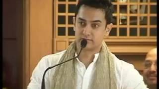 MP4 360p Aamir Khan Speech Explain About Education   2016