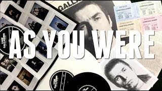 LIAM GALLAGHER - AS YOU WERE | DELUXE BOX SET UNBOXING