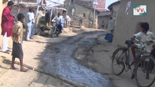 No Drainage in Mahadalit tola of parmarpur, Bihar - Mamta Reports for IndiaUnheard