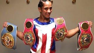 Amanda Serrano- A Living Legend in Puerto Rican Boxing