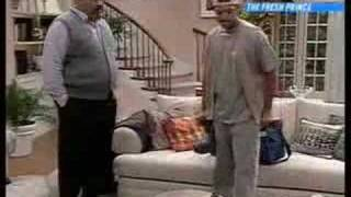 Sad Scene From The Fresh Prince of Bel-Air
