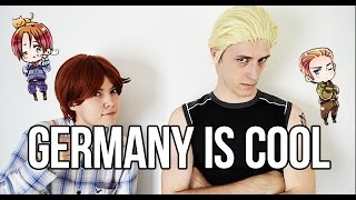 Germany is cool - Hetalia Live Cosplay