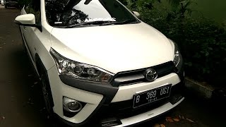 2016 Toyota Yaris TRD Sportivo Heykers Start Up & In Depth Review Indonesia