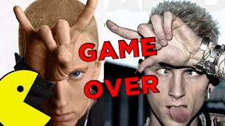 Pac Man - EMINEM Stans Diss Machine Gun Kelly (OFFICIAL)