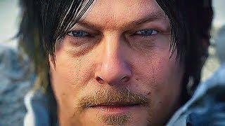 DEATH STRANDING New Trailer (2018) Kojima, PS4