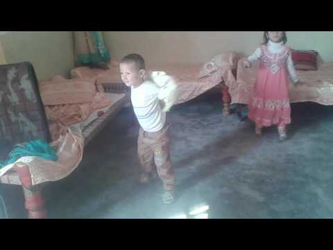 Dancing with pushto songs