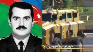 Azərbqycanın Milli Qəhramanları