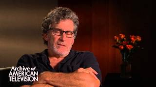 Paul Michael Glaser discusses The Running Man with Arnold Schwarzenegger - EMMYTVLEGENDS.ORG