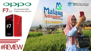 Unboxing dan Review Oppo F7 Indonesia