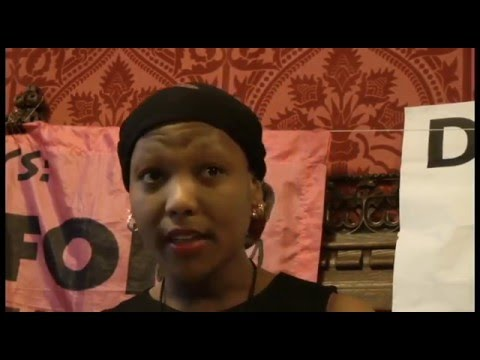Ntokozo Yingwana, Sex Workers Education and Advocacy Taskforce, South Africa