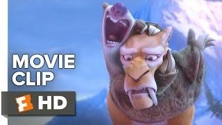 Ice Age: Collision Course Movie CLIP - Buck is Back (2016) - Simon Pegg Movie