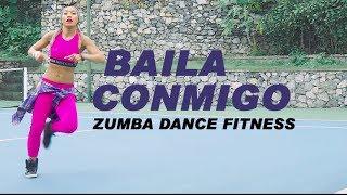Baila Conmigo | Zumba  Zumba Choreo with Michelle Vo | Dance and Fitness | Juan Magan ft. Luciana