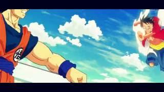 Goku vs Luffy vs Toriko AMV HD