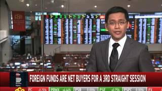 PSEi starts 2017 on a positive note