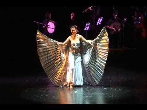 Danza Arabe LUXOR LUXOR Alas de Isis & BEREKET