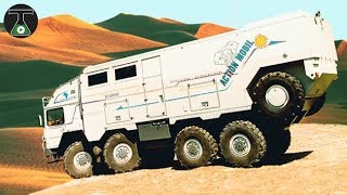THESE VEHICLES CAN DO UNBELIEVABLE THINGS!