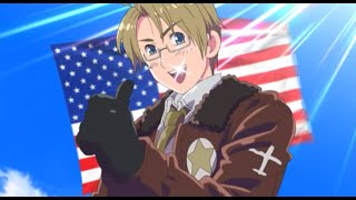 Hetalia: Axis Powers Official Trailer