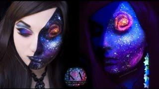 Galaxy Makeup Tutorial