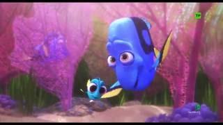 Buscando a Dory | Clip 'Baby Dory'