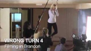 Wrong Turn 4 - Behind the Scenes and Interview