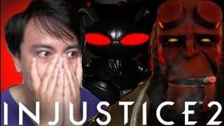 Injustice 2 - Fighter Pack 2 REACTION AND BREAKDOWN!