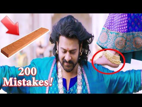 Huge Mistakes in Bahubali 2 (200 Mistakes in Bahubali The Conclusion) Prabhas, S.S. Rajamouli