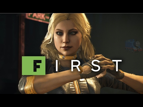 Xxx Mp4 13 Minutes Of Injustice 2 Black Canary Gameplay 1080p 60fps 3gp Sex