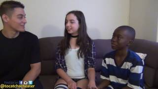 FOLLOW UP! Young Girl setups her 13 Year old Boyfriend to see if he'll cheat!