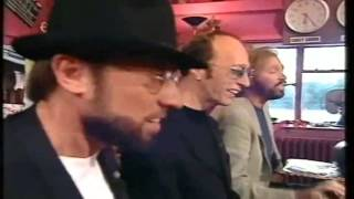 Bee Gees - TFI Friday 1997 - Jive Talking Acapella
