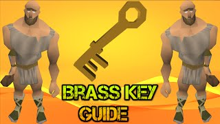 [F2P] OSRS: How to get Brass Key for free Old School RuneScape [HD] 2007-2015