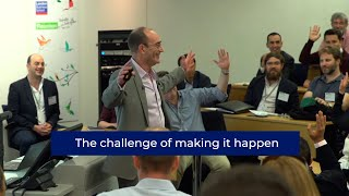The Challenge Of Making It Happen L London Business School