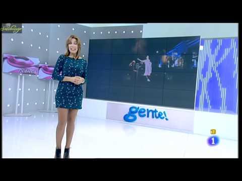 María Avizanda en Gente 89 22 08 2011