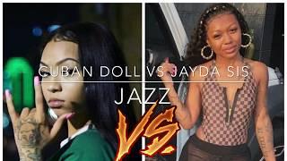 Cuban doll vs amour Jayda's big sister lookin Ameerah