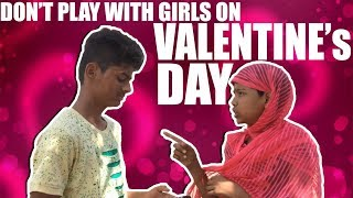 DON'T PLAY WITH GIRLS ON VALENTINE's DAY | sumit rawat vines