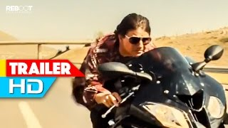 'Mission Impossible 5: Rogue Nation' Official Trailer #2 (2015) Tom Cruise Spy Action Movie HD