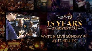 RuneScape 15th Birthday Documentary Teaser