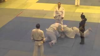 USA Judo Winter Nationals 2015 - Kestutis Rasimavicius