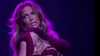 Jennifer Lopez's dance turns up the heat for Las Vegas show