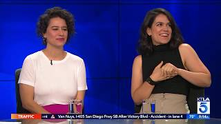 YAS Queen Abbi Jacobson & Ilana Glazer Chat Broad City