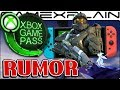RUMOR: Xbox Game Pass Coming to Nintendo Switch (+ Ori Getting a Port)