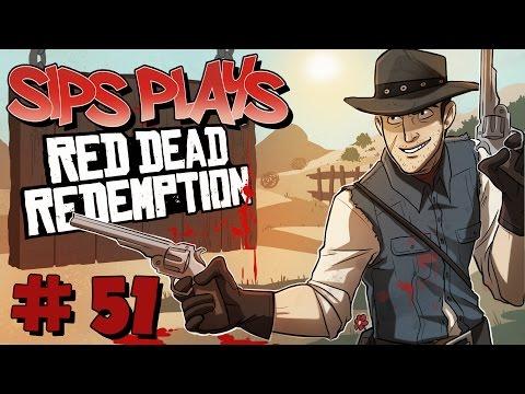 Red Dead Redemption Playthrough (6/8/2015) - Part 51