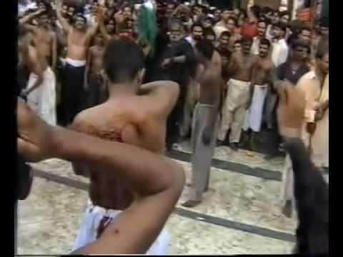 Shahbaz Qalander Matamdari 3 Zanjeer & Talwar Matam