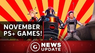 Free PlayStation Plus Games for November 2016 - GS News Update
